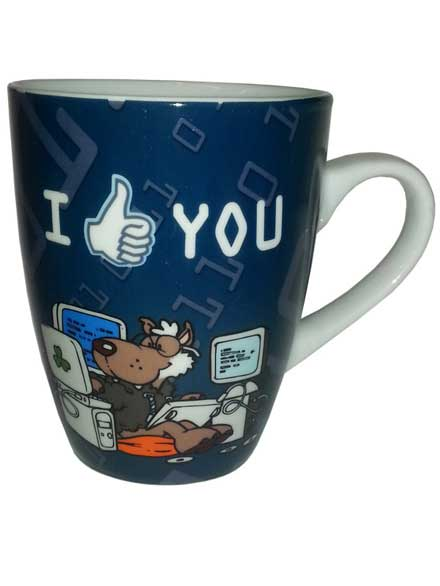 Taza Nici I LIKE YOU