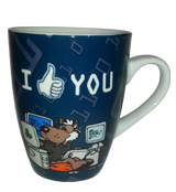 "Taza Nici ""I LIKE YOU"""